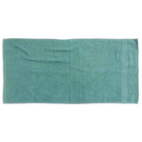 Frottier-Handtuch SOFT FINISH - aqua - 50x100 cm