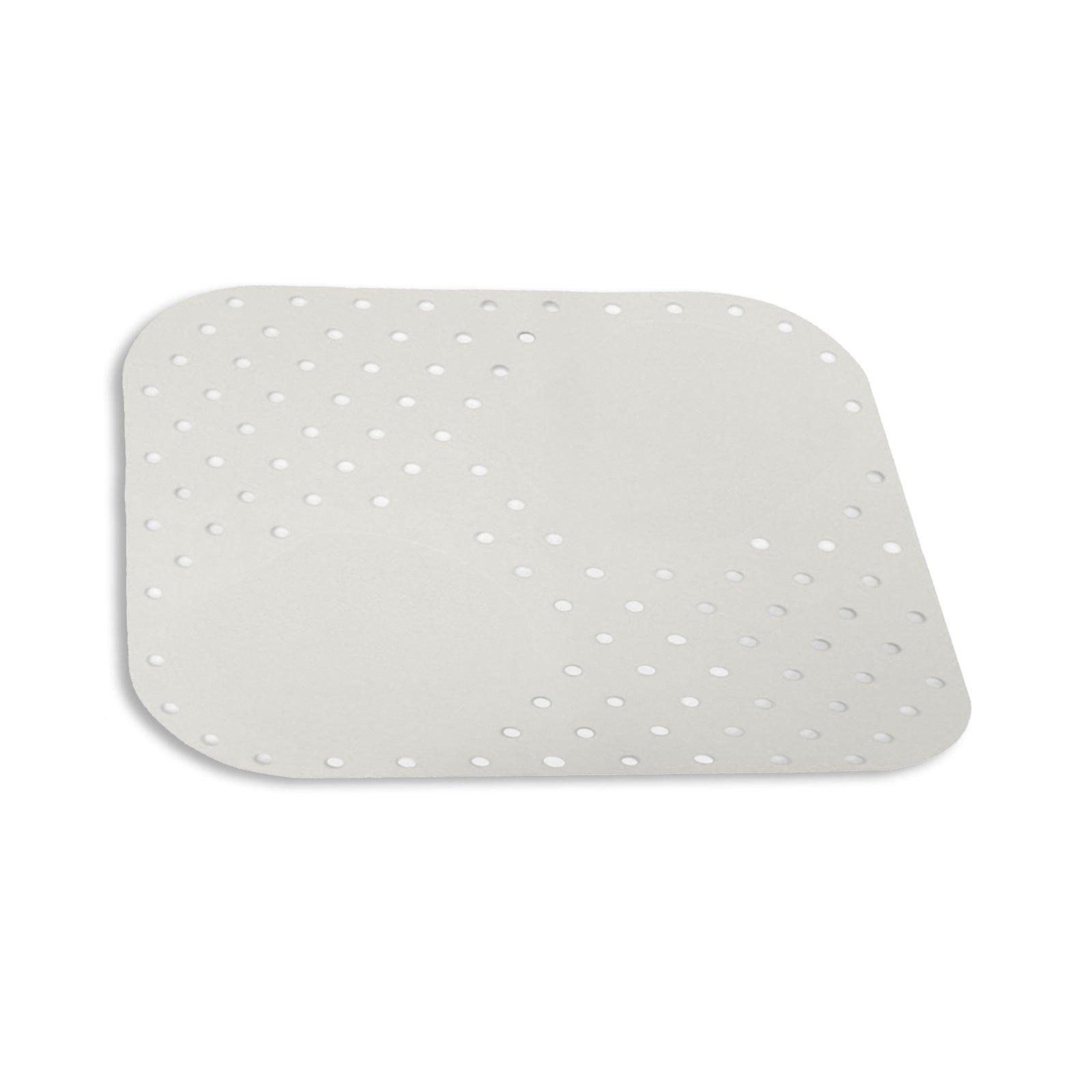 dusch antirutschmatte wei 54x54 cm anti rutsch bad accessoires badezimmer. Black Bedroom Furniture Sets. Home Design Ideas