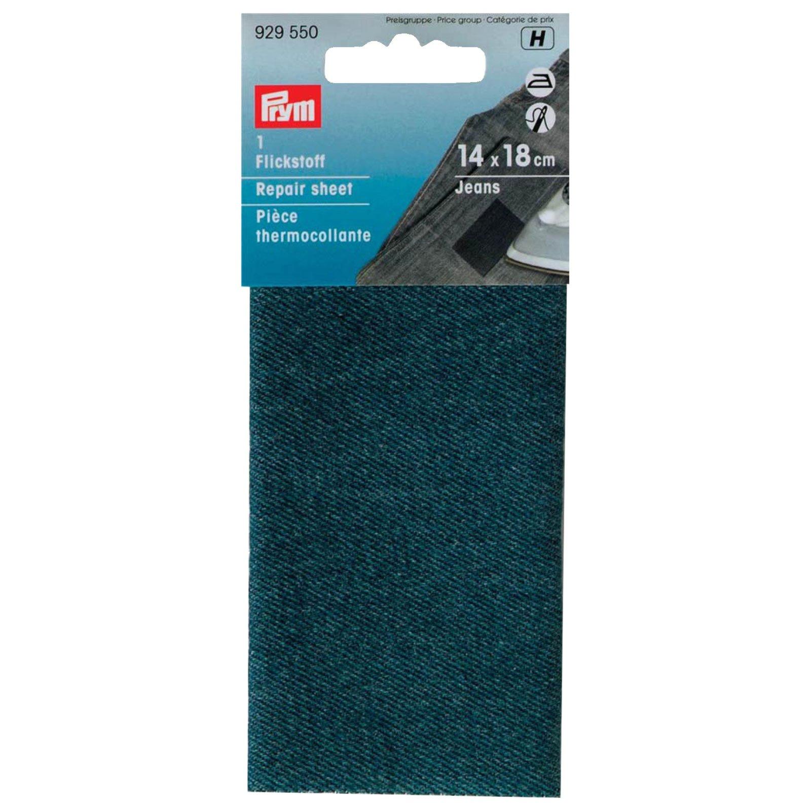 Flicken Jeans - dunkelblau - 12x45 cm