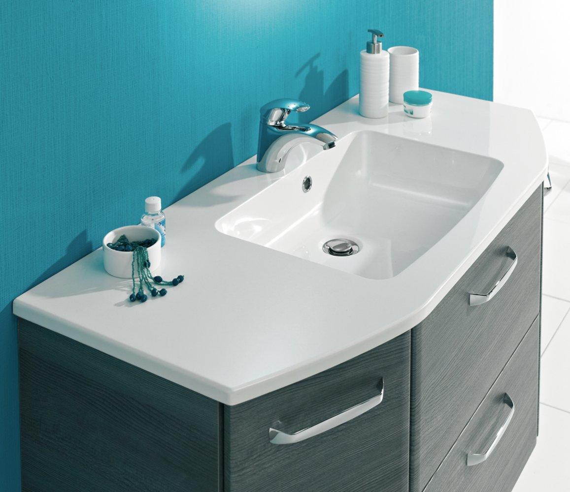 mineralmarmortisch alika 112 cm breite waschtische waschbecken waschtische m bel. Black Bedroom Furniture Sets. Home Design Ideas