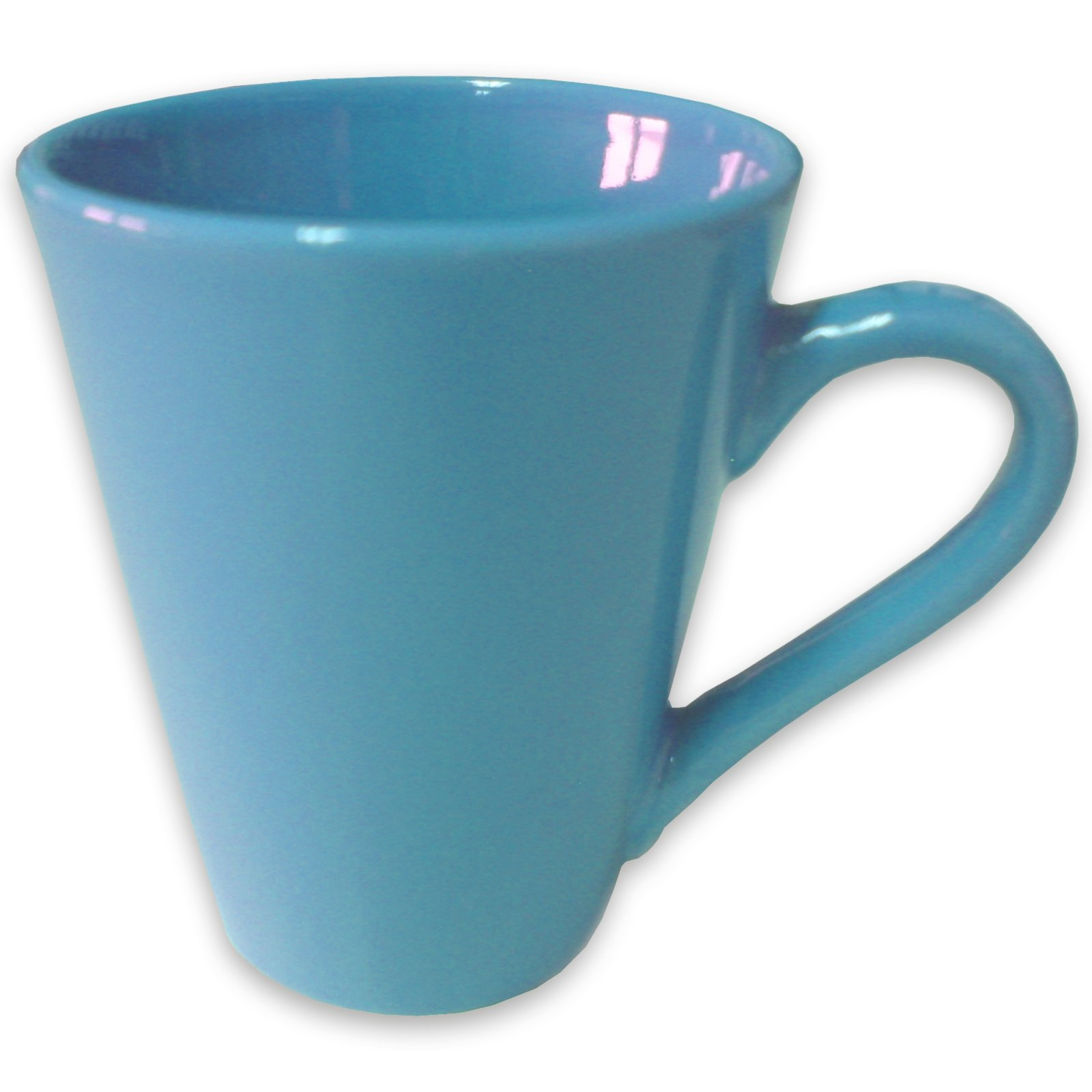 Tasse - türkis - Keramik - 280 ml