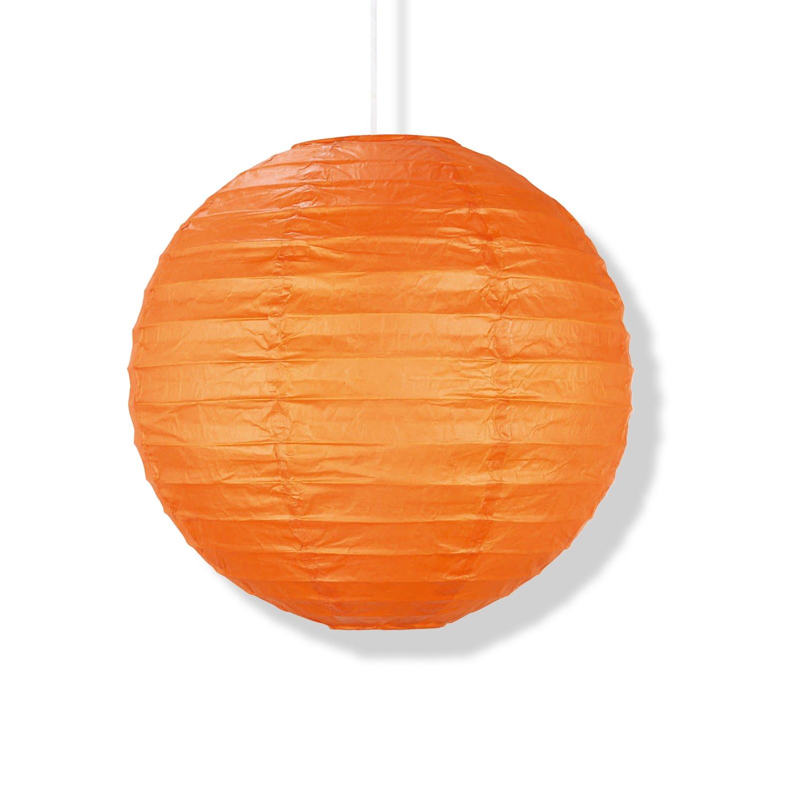 japanballon orange 40 cm gartendekoration. Black Bedroom Furniture Sets. Home Design Ideas