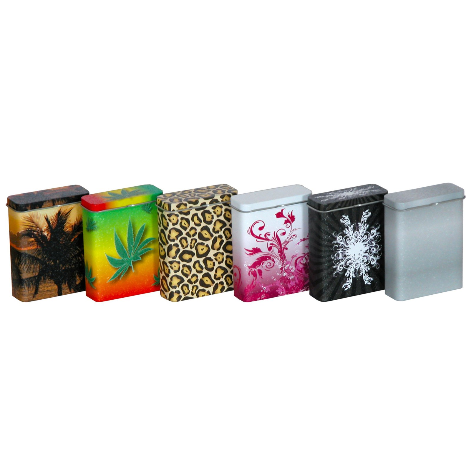 Zigaretten Box Verschiedene Designs Nebensortiment In