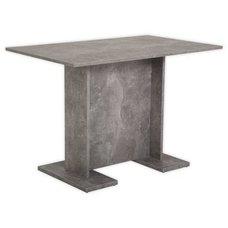 esstisch ines iii betonoptik 108 cm breit