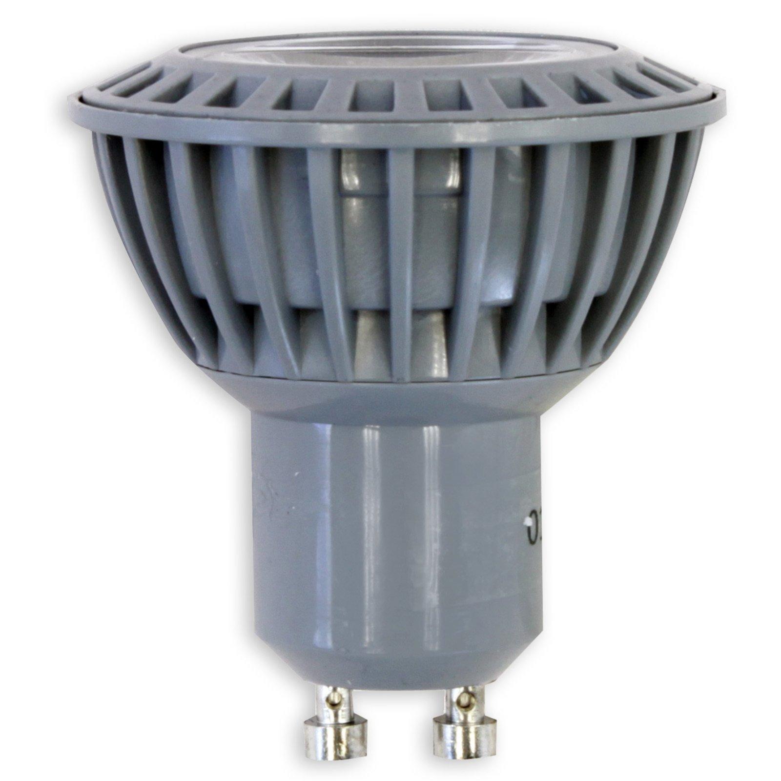 led reflektor lightme dimmbar gu10 5 w warmwei leuchtmittel lampen m belhaus roller. Black Bedroom Furniture Sets. Home Design Ideas