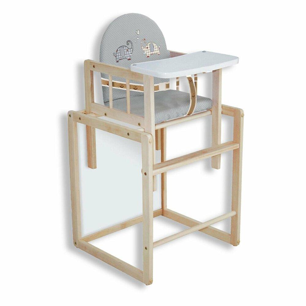 kombi hochstuhl jumbotwins massivholzangebot bei roller. Black Bedroom Furniture Sets. Home Design Ideas