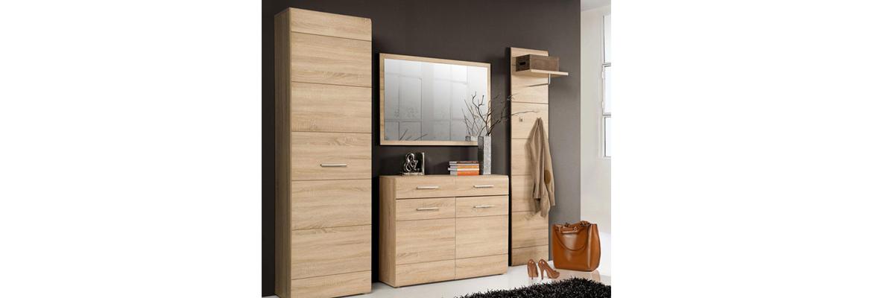 Garderobe combino garderobenprogramme flur diele for Garderobe zumba