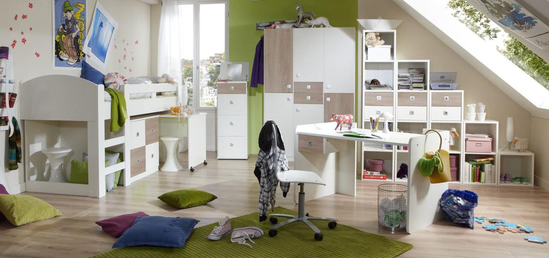 Jugendzimmer SUNNY | Kinder- & Jugendzimmer-Programme | Kinder ...